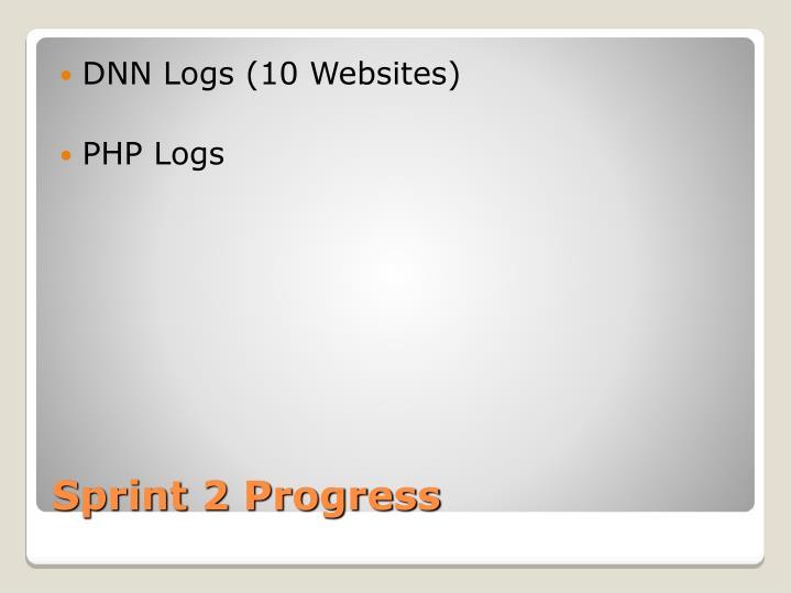 DNN Logs (10 Websites)