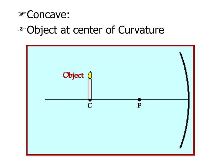 Concave: