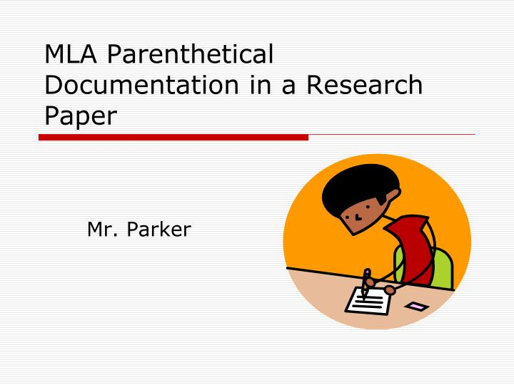 mla documentation research paper A sample mla paper is available in the writer's  research documentation: mla format was presented by the stark state writing center, room g200a.