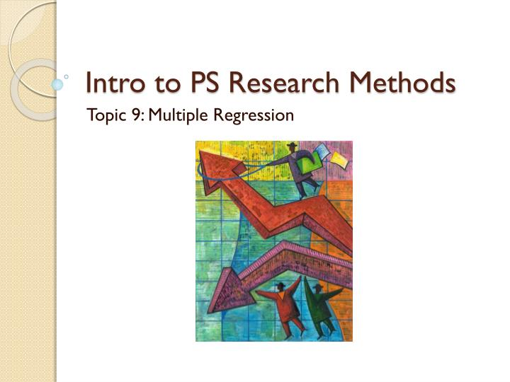 intro to ps research methods n.