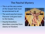 the paschal mystery1