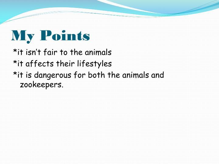 My Points