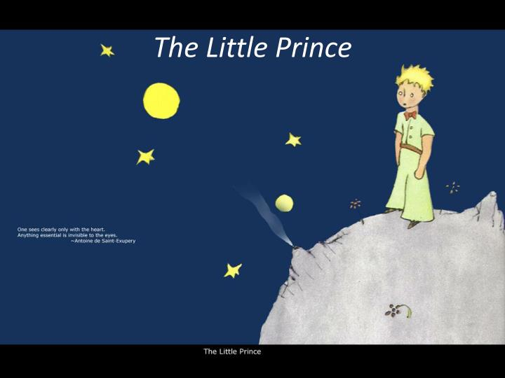 the little prince n.