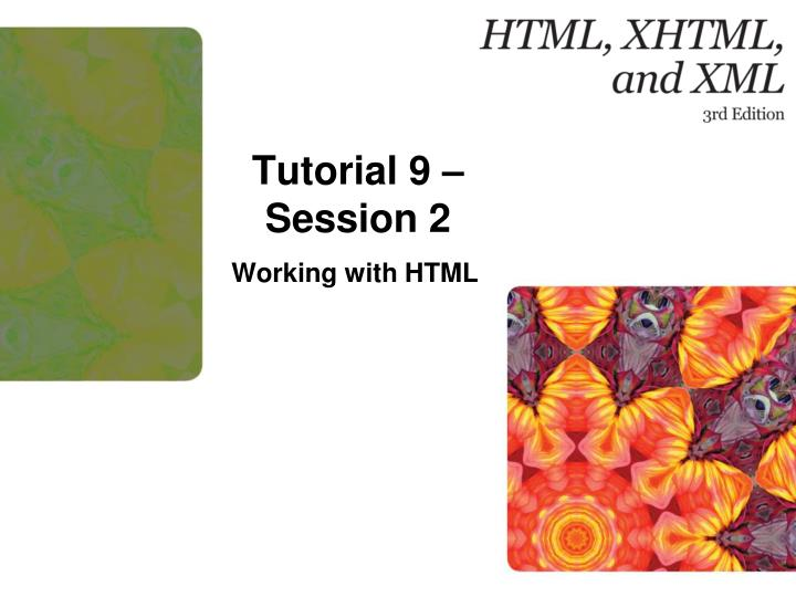 tutorial 9 session 2 n.