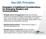 use udl principles1