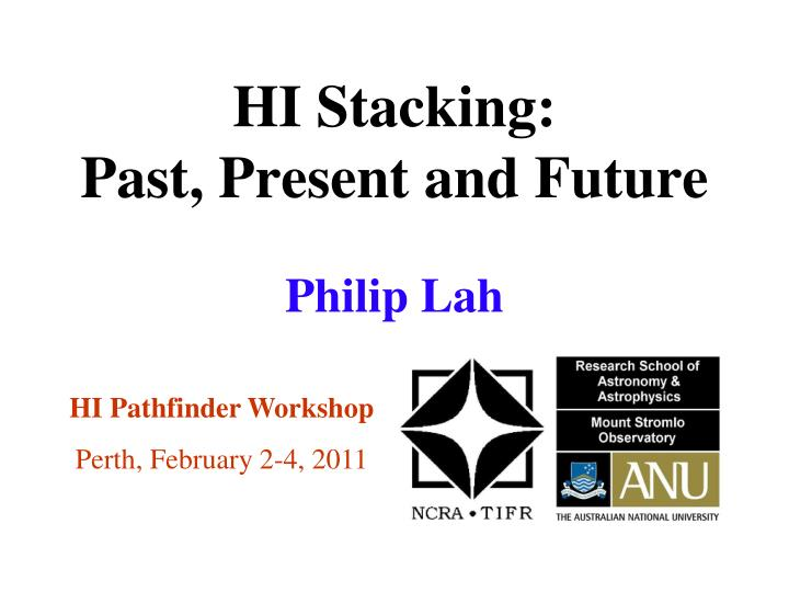 hi stacking past present and future n.