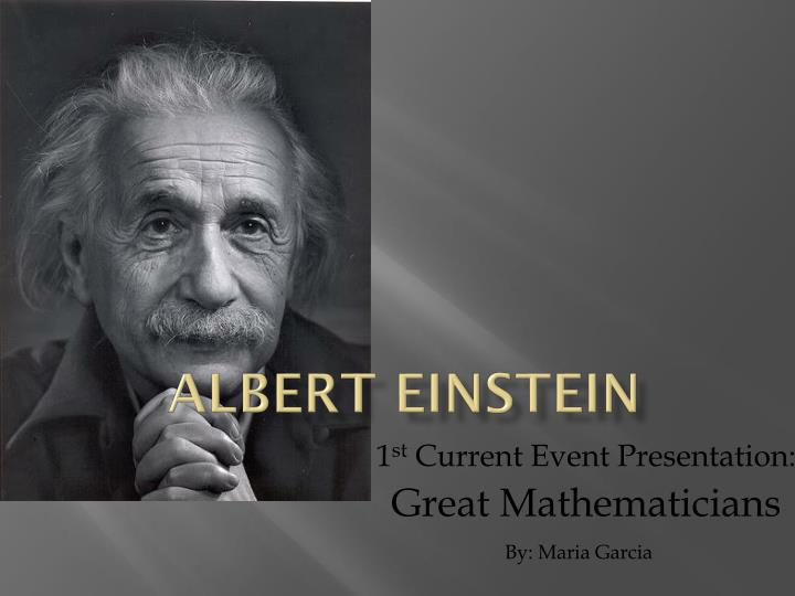 a biography of albert einstein and his contribution to science In 1905, albert einstein published his special theory of relativity, and his general theory of relativity was made public in 1915 for these accomplishments, he is often heralded as the most influential thinker of the 20th century and possibly in modern history.