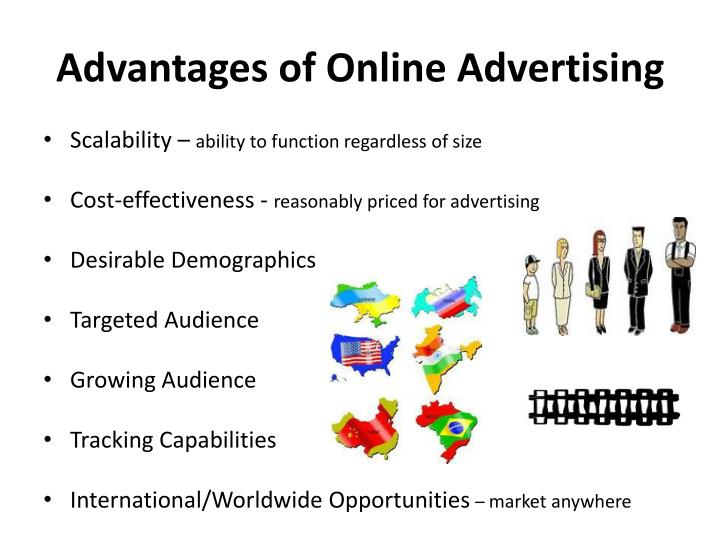 Advantages of Online Advertising