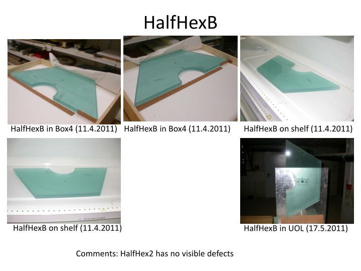 HalfHexB