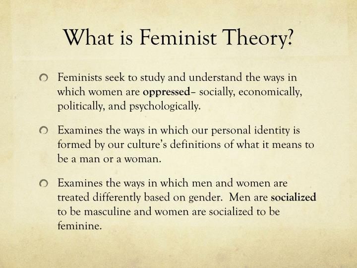 assess the contribution of feminist theorists Analyse and assess the contribution of feminist research to our understanding of society (40 marks) january 2003 feminist research is a relatively modern concept in.