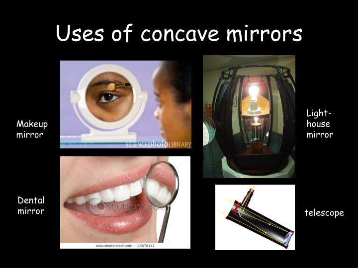Ppt Concave And Convex Mirrors Powerpoint Presentation