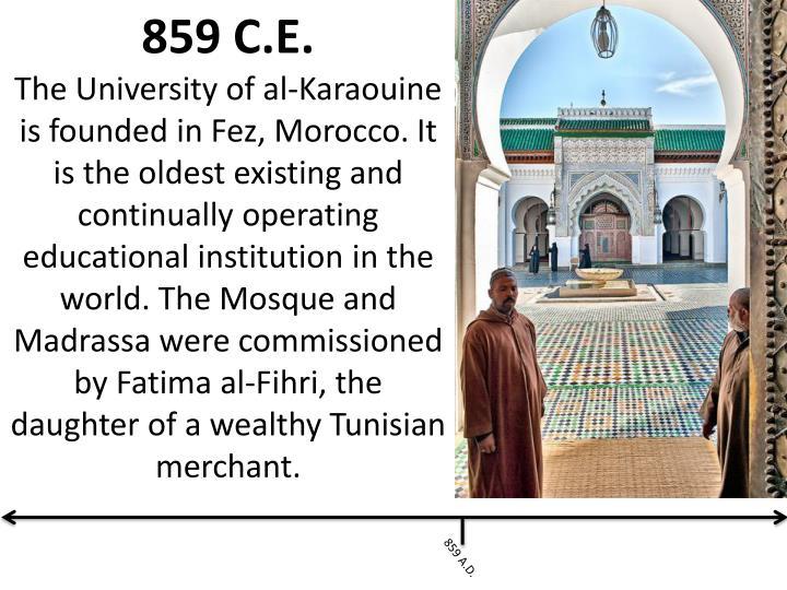 859 C.E.