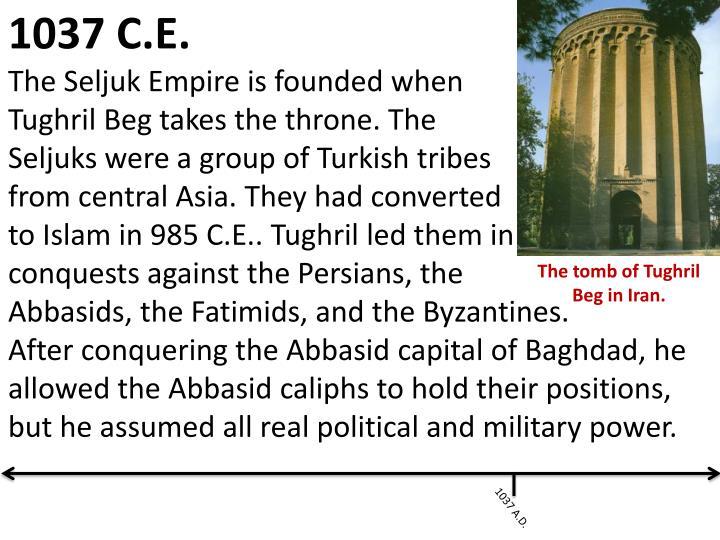 1037 C.E.
