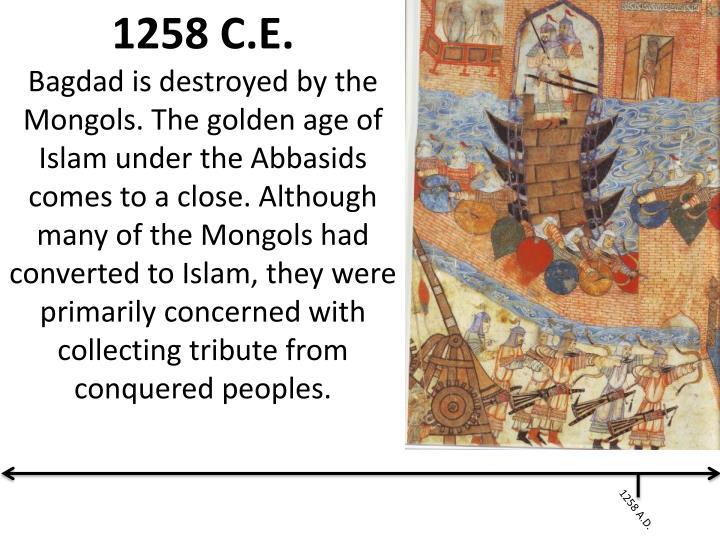1258 C.E.