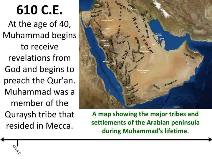 610 C.E.
