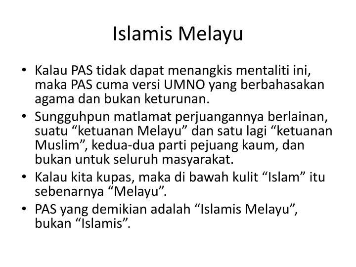 Islamis