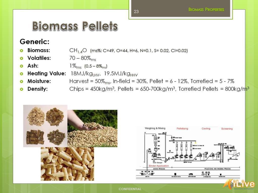 PPT - BIOMASS PELLETS & Power PowerPoint Presentation - ID:2681660
