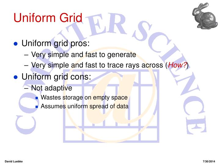 Uniform Grid