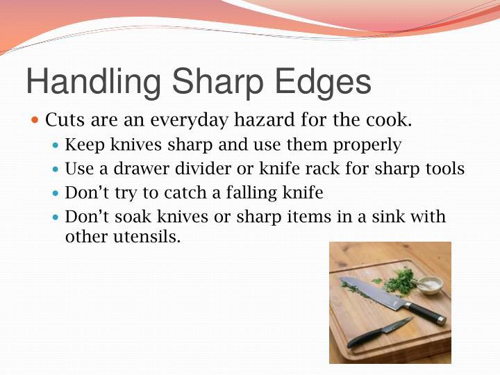 Handling Sharp Edges