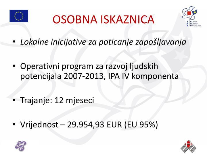 Hrvatski zavod za zapošljavanje - CES DFC