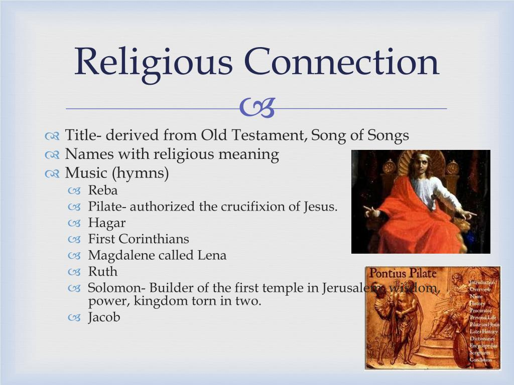 PPT - Song of Solomon PowerPoint Presentation - ID:2682758