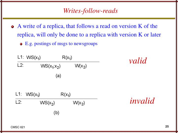 Writes-follow-reads