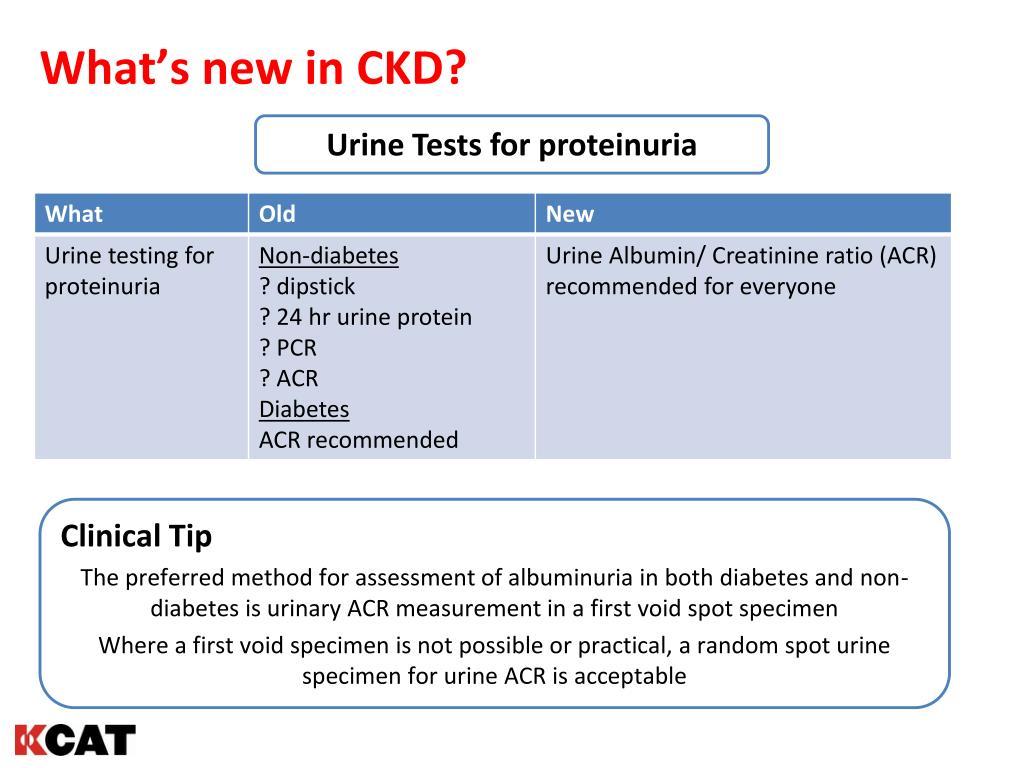 proteinuria pcr y diabetes
