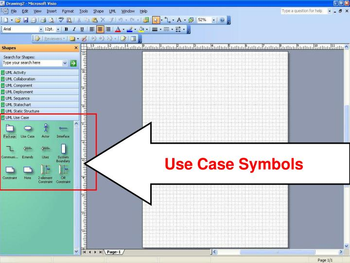 Ppt Requirements Gathering Technique Use Case Diagrams With