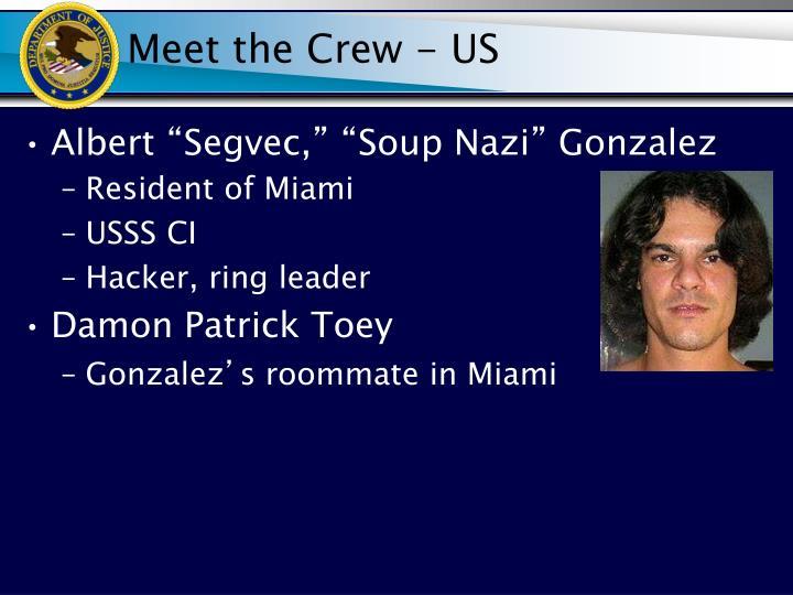 Meet the Crew - US
