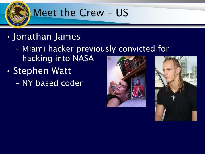 Meet the Crew – US