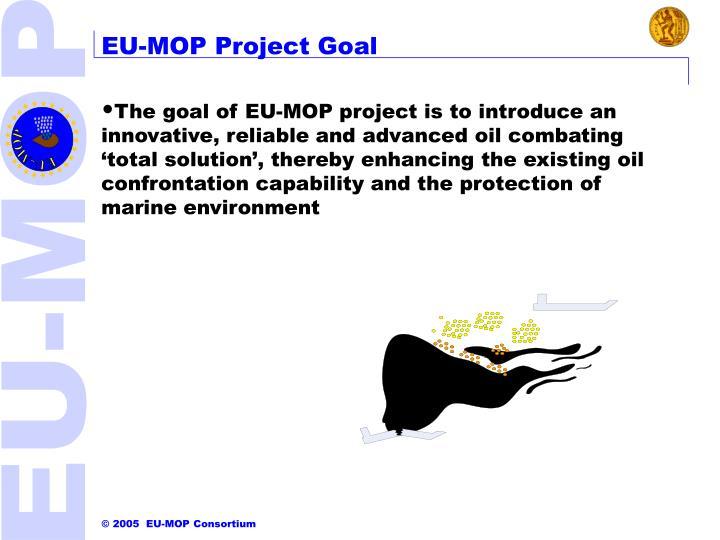 EU-MOP Project Goal