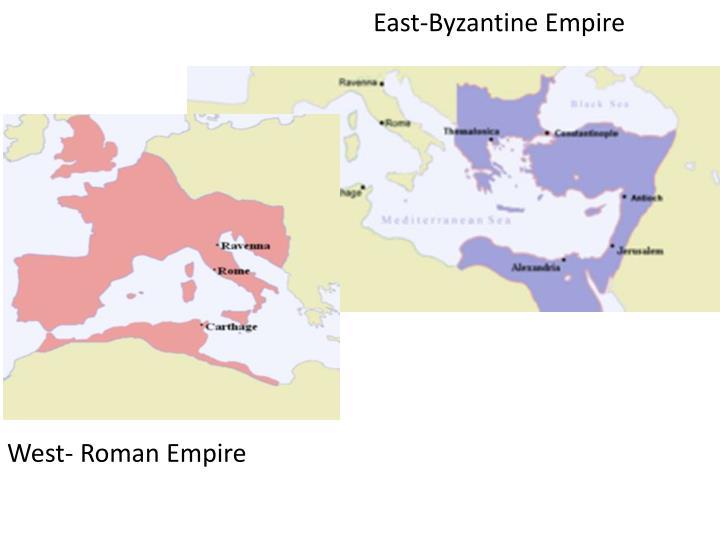 East-Byzantine Empire
