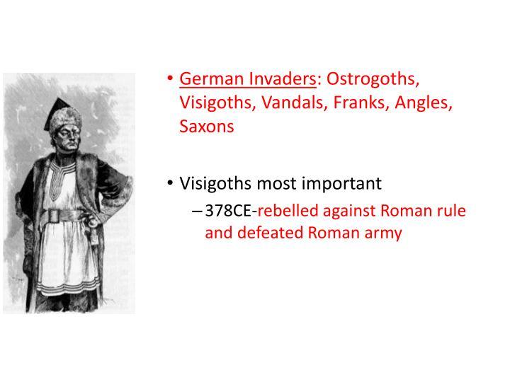 German Invaders