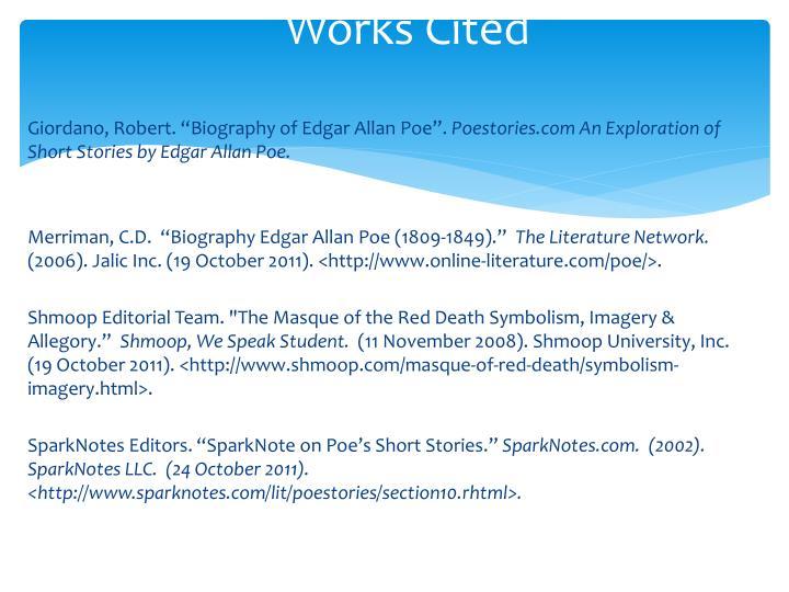 Ppt Edgar Allan Poe Powerpoint Presentation Id2685947