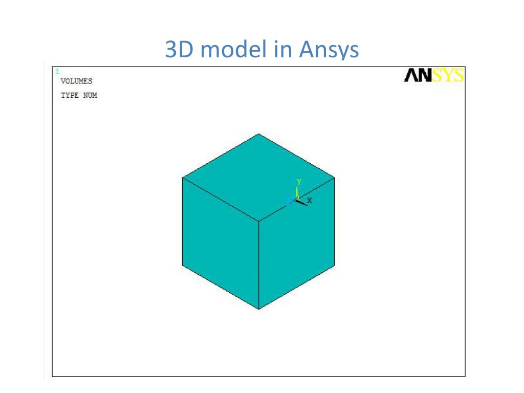 PPT - An introduction to Ansys PowerPoint Presentation - ID:2685994