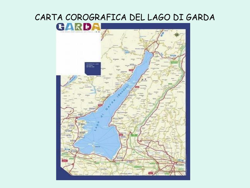 Lago Di Garda Cartina Fisica.Ppt Le Carte Geografiche Powerpoint Presentation Free Download Id 2686139