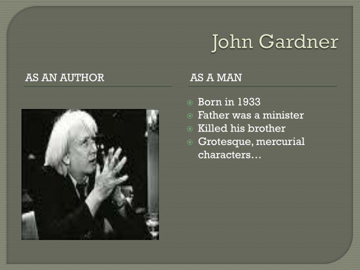 John Gardner