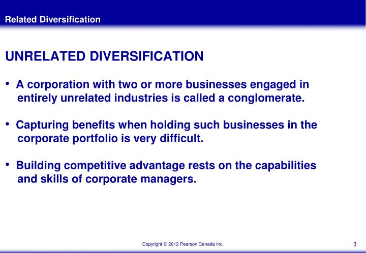 mas airline use unrelated diversification strategy Types of diversification strategy concentric diversification strategies diversification strategy actually minimizes the risk of loss in a business organization by splitting different categories we often hear about the business card, but few people really know about its use and the benefits it promises.
