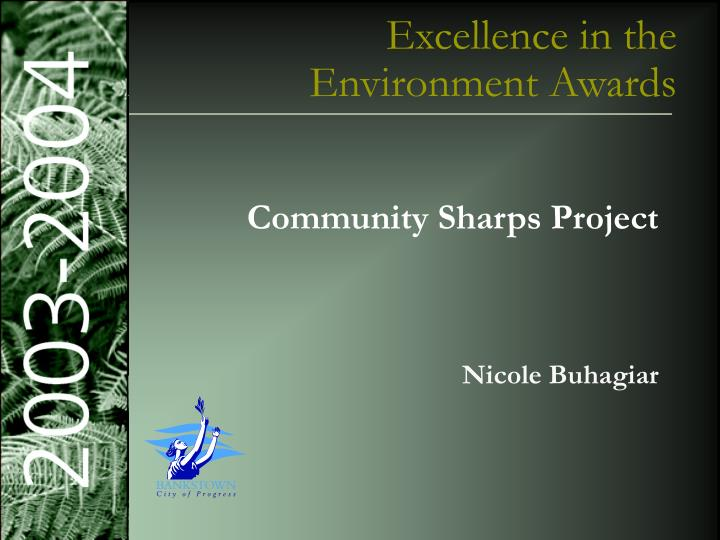 sustainable design planning building award excellence in the environment awards n.