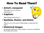 how to read them8