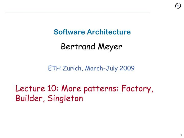 PPT - Software Architecture PowerPoint Presentation - ID:2688340