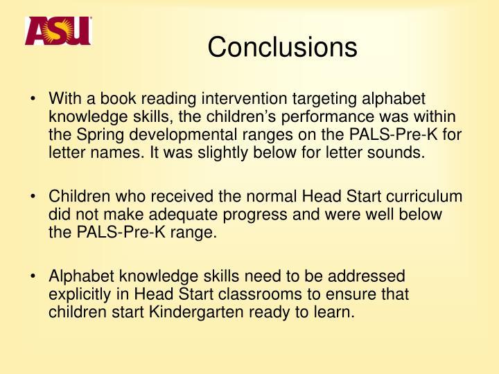 Ppt Spanish And English Alphabet Knowledge In Head Start Children 746811194838