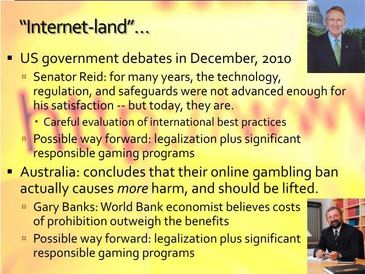 """Internet-land""…"