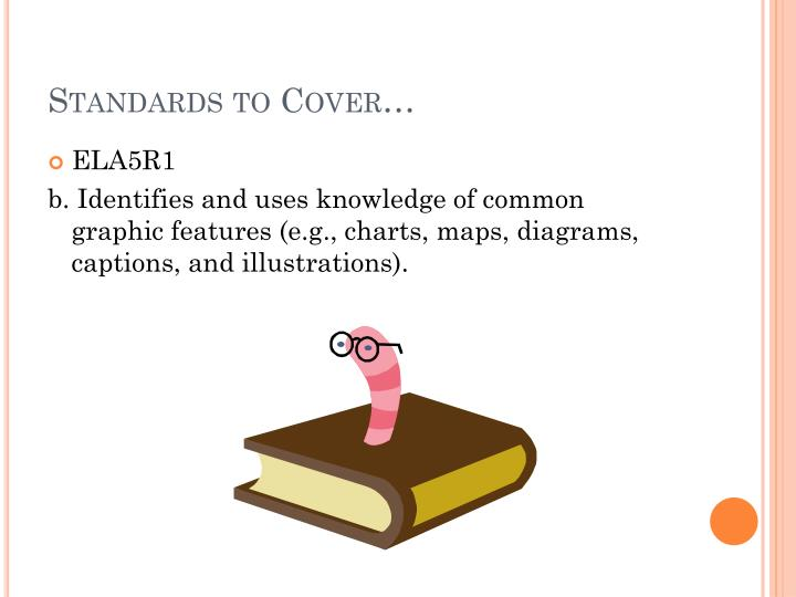 Standards to cover
