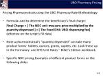 ubo pharmacy pricing
