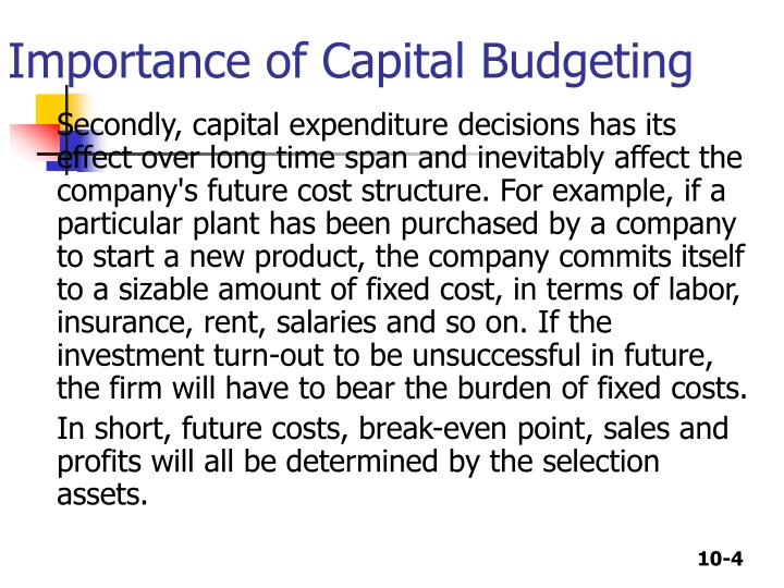 importance of production budget A functional budget is a budget which relates to any of the functions of an undertaking, eg, sales, production, research and development, cash etc sales budget is the most important budget and of primary importance it forms the basis on which all the other budgets are built up this budget is a.