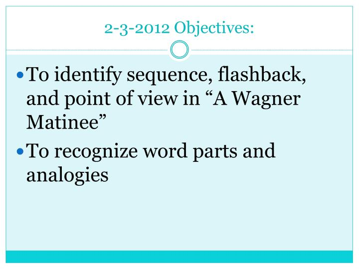 2 3 2012 objectives n.