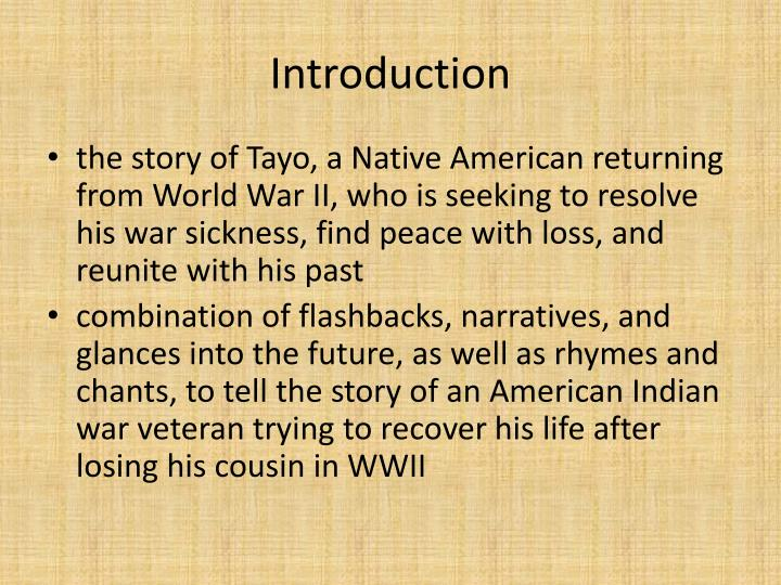"analysis of ceremony by leslie marmon silko essay In her novel ceremony, leslie marmon silko illustrates the ""witchery"" of white society and its destructive affects on the native american wwii veterans: tayo."