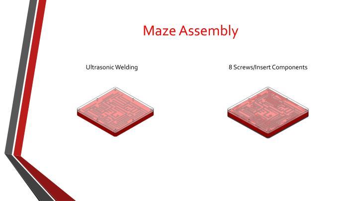 Maze Assembly