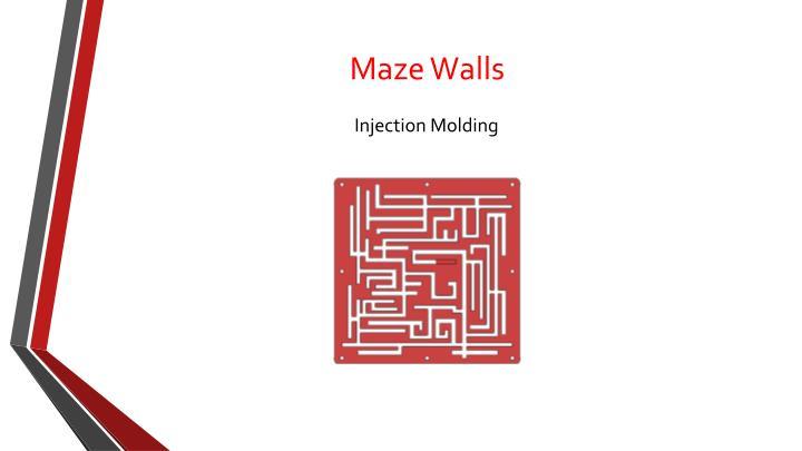 Maze Walls